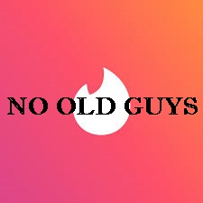 Tinder No Old Guys
