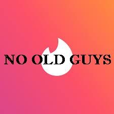 Tinder No Old Guys